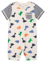 First Impressions Dinosaurs & Stripes Sunsuit, Baby Boys (0-24 months)