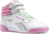 Reebok Freestyle Hi - Grade School