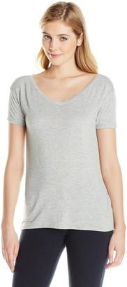 RD Style Women's Short Sleeve V-Neck Tee