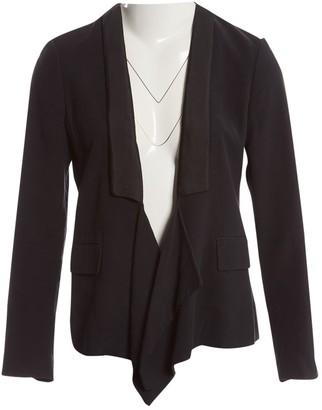 3.1 Phillip Lim Black Cotton Jacket for Women