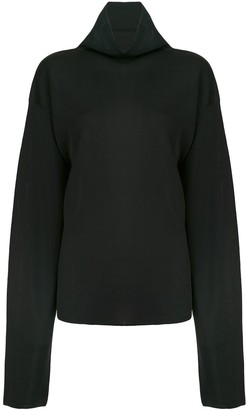 Dion Lee Oversized-Sleeve Jumper