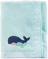 Carter's Whale Blanket, Baby Boys (0-24 months)