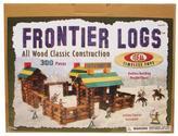 300-piece Frontier Logs Building Set