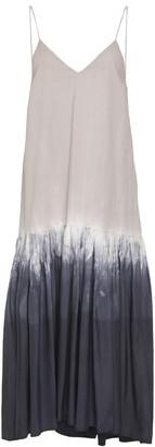 Sea Zelda Ombre Cotton Slip Dress