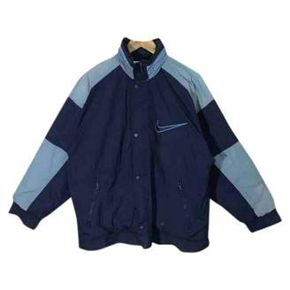Nike \N Blue Cotton Jackets