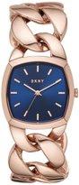 DKNY Women's Chanin 32mm Steel Bracelet & Case Quartz Dial Watch Ny2568