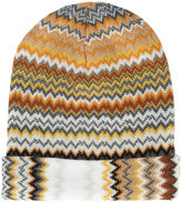 Missoni patterned hat