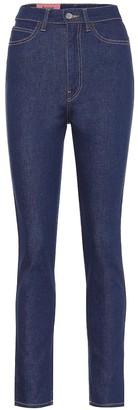 Acne Studios Bla Konst 1994 high-rise skinny jeans