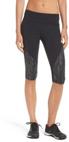 Zella Women's Fearless Run Capris