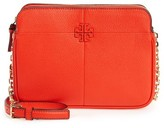 Tory Burch Ivy Leather Crossbody Bag - Red