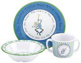Merry Go Round Little Boy Blue 3-pc. Dinnerware Set