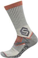 Men's Scent-Lok Deluxe Wool-Blend Crew Socks