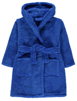 George Hooded Dressing Gown