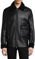 Ovadia & Sons Drakon Shearling Jacket