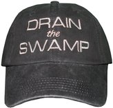 Treefrogg Apparel DRAIN THE SWAMP Embroidered Hat TRUMP Cap #MAGA Bad Hombre #DrainTheSwamp
