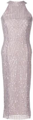Rachel Gilbert Lucia sequin embellished dress