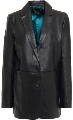 Muu Baa Muubaa Leather Blazer