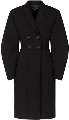 Dolce & Gabbana Double-Breasted Coat