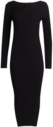 Totême Orville Knit Midi Dress