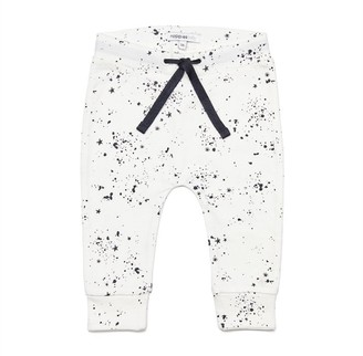 Noppies Unisex Jersey Pant White Newborn