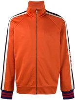 Gucci Technical GG Web jacket - men - Cotton/Polyamide/Polyester/Wool - L