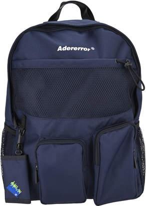 Ader Error Multi Pockets Backpack