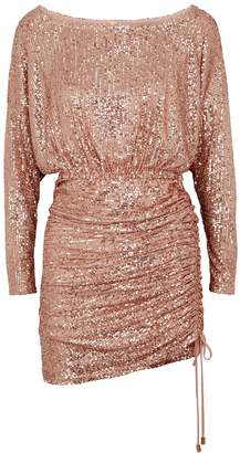 Free People Giselle Sequin Mini Dress