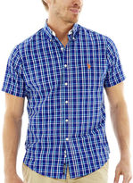 U.S. Polo Assn. USPA Short-Sleeve Woven Shirt