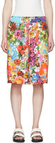 Ports 1961 Multicolor Floral Ample Shorts