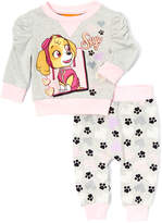 Children's Apparel Network PAW Patrol Gray Long-Sleeve Tee & Leggings - Infant