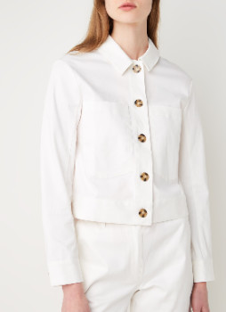 Another Label Another-Label - Off White Allie Jacket - xs