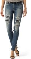 Tommy Hilfiger Destroyed Slim Fit Jean