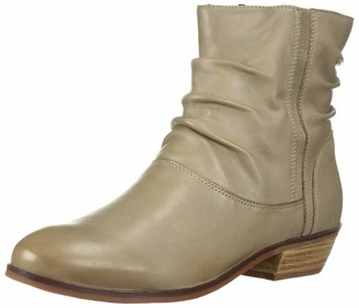 SoftWalk Women's Rochelle Ankle Boot Taupe 11.0 N US