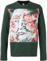 Antonio Marras floral sweatshirt - men - Cotton - S