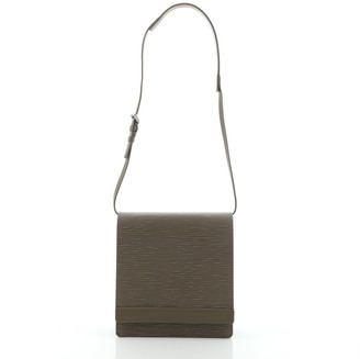 Louis Vuitton Biarritz Shoulder Bag Epi Leather