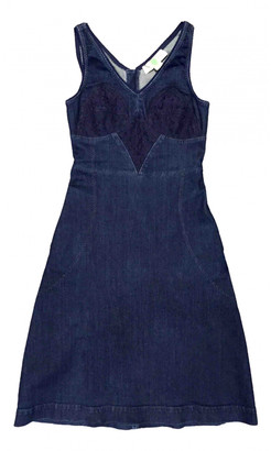 Stella McCartney Blue Denim - Jeans Dresses