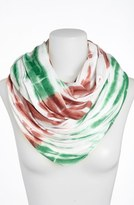 Collection XIIX Tie Dye Infinity Scarf