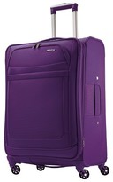"American Tourister iLite Max Spinner Luggage - Purple (29"")"