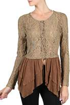 A'reve Coco Lace Top