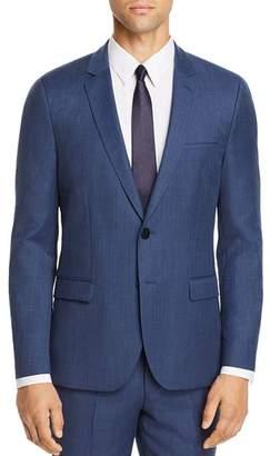 HUGO Arti Birdseye Extra Slim Fit Suit Jacket