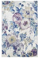 Couristan Floral Chic Indoor/outdoor Rug