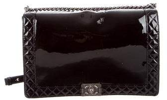 Chanel Jumbo Reverso Boy Bag
