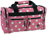 Rockland 19 Freestyle Polka Dot Carry-On Duffle Bag