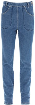 Kenzo High-rise Jeans
