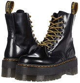 Dr. Martens Jadon Max (Black) Women's Shoes