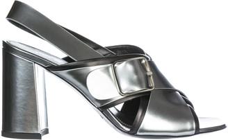 Premiata Mini Bailey Bow Ii Sandals