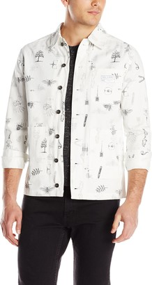Wesc Men's Clint Jacket