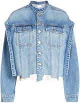 Sjyp Multidenim Jacket