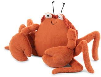 Jellycat Crispin Crab Stuffed Animal