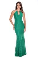 Decode 1.8 Lace Halter Neck Dress 183578